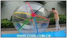 water ball, water walking ball