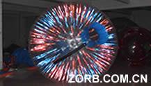 glow Zorb Ball