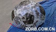 Soccer Zorb Ball