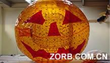 Festival Zorb, Zorb Globe