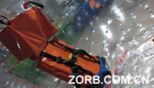 cushion Zorb Ball, Zorbing Globe